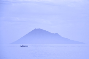 Sunrise of Bunaken Island